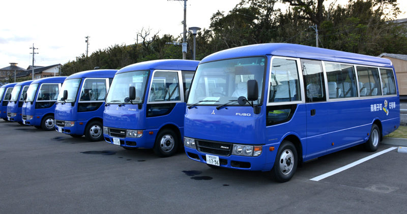 小型コミュニティバス